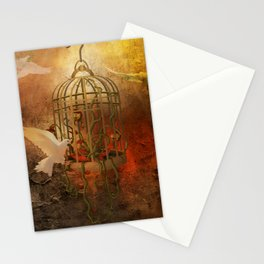 Free Flight Stationery Cards
