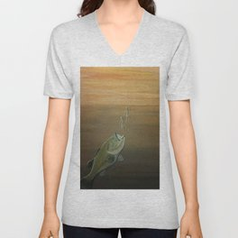Bait and Switched Unisex V-Neck