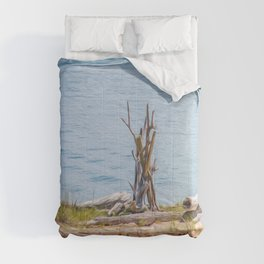 Intertwined Thoughts Comforters