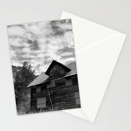 Enchanted Valley Chalet Stationery Cards