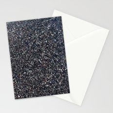Black Sand I Stationery Cards