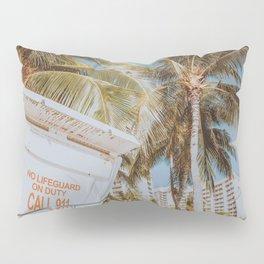 LIFEGUARD STATION II Pillow Sham