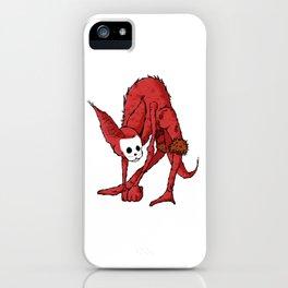 Léopold J. O'Carthy iPhone Case