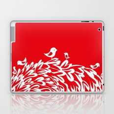 Red Birds Laptop & iPad Skin