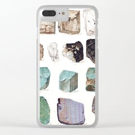 Experiment o3: Gems Clear iPhone Case