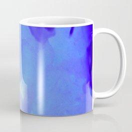 Textures (Blue version) Coffee Mug