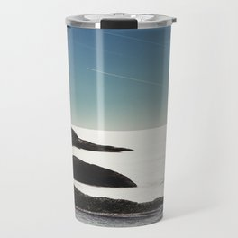 Fingers in the Atlantic Travel Mug