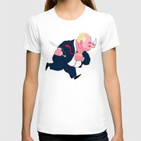ford T-shirts featuring Rob Ford by Chris Piascik