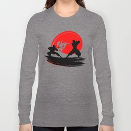 Ninja Long Sleeve T-shirt