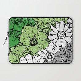 Aromantic flowers Laptop Sleeve