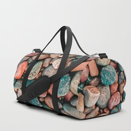 Pebbles of Isle of Skye Duffle Bag