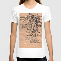 lovecraft T-shirts featuring Lovecraft Series: the Old Ones by Furry Turtle Creations