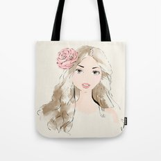 girlie Tote Bag