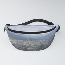Layered Fanny Pack