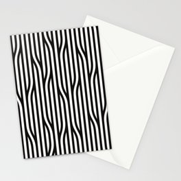 Modern Lines Stationery Cards