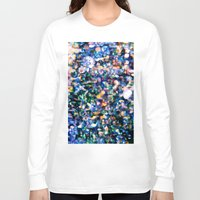 sparkle Long Sleeve T-shirts featuring Sparkle by Stephen Linhart