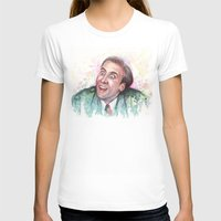 nicolas cage T-shirts featuring Nicolas Cage You Don't Say by Olechka