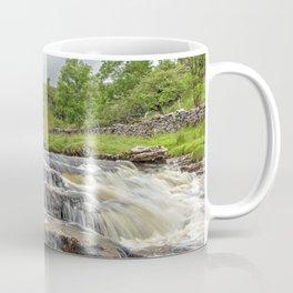 Ingleton fall, yorkshire landscape Coffee Mug