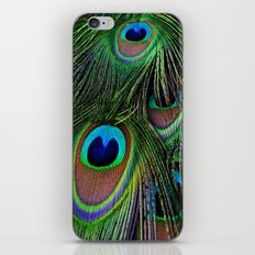 Iridescent Eyes iPhone & iPod Skin