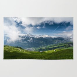 Spring in the Mountains Rug