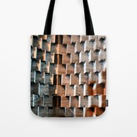shadow Tote Bags featuring Shadow by Avigur