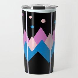 Colorful night Travel Mug