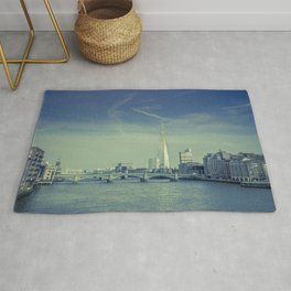 View to the Shard Rug