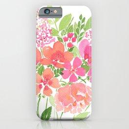 Pink Cada-li-lac iPhone Case