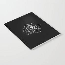 Rose Notebook