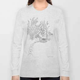 beegarden.works 001 Long Sleeve T-shirt