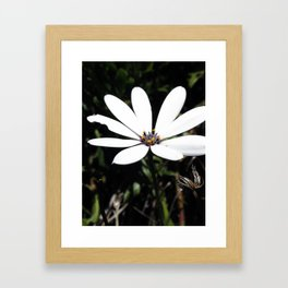 Beautiful Imperfection Framed Art Print