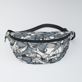 Chess Master Fanny Pack