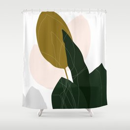Exotic Day Shower Curtain