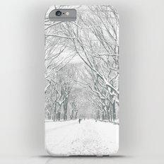 New York City Snow iPhone 6 Plus Slim Case