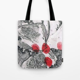 Discovering the Footprints Tote Bag