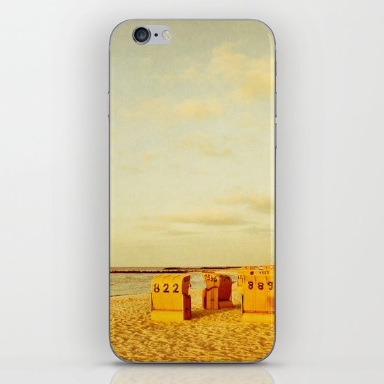 golden light iPhone & iPod Skin