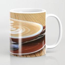 Stumptown Latte Art Coffee Mug