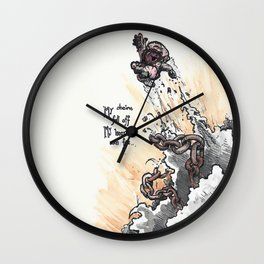 And can it be? Wall Clock