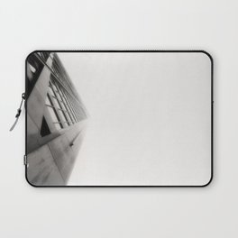 Building Fade Laptop Sleeve