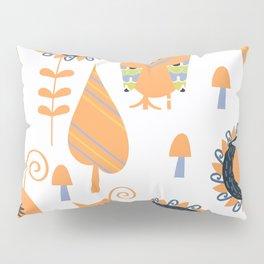 Monsters  pattern v4 Pillow Sham