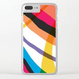 FUN 2 Clear iPhone Case