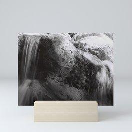 Ure river #7 Mini Art Print