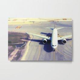 Let's fly Metal Print