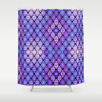 kilim Shower Curtains featuring Kilim by EllaJo