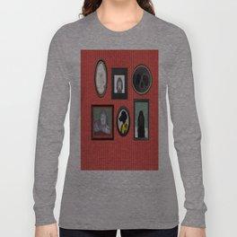 Poodle Parlor Portraits Long Sleeve T-shirt