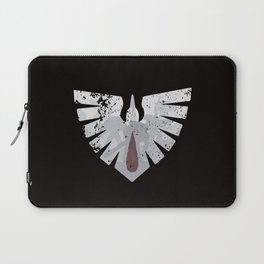 Ravens on the horizon Laptop Sleeve