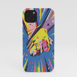 Band Together - Pride iPhone Case