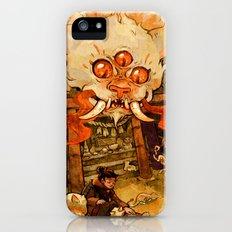 The Terror on Tashirojima Island Slim Case iPhone (5, 5s)