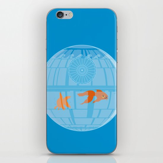 Empire Fish Bowl iPhone & iPod Skin