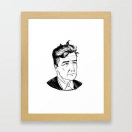 Lynch Framed Art Print